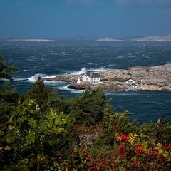 Ветренный остров Marstrand