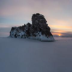 Остров Окой. Байкал