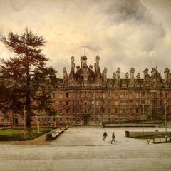 Royal Holloway, Founder's house