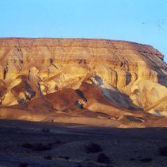 По дороге на Мертвое море