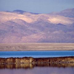 Вдоль Мертвого моря