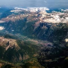 Зеленый бархат Альпийских предгорий
