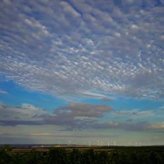 Июльское небо