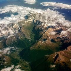Альпийская панорама