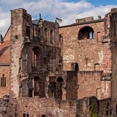 Замок Heidelberg