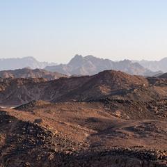 И это Сахара