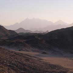 Призраки пустыни