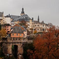 Разноцветный Люксембург