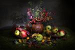 Яскрава осінь на столі