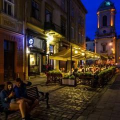 Огни вечернего Львова - 3