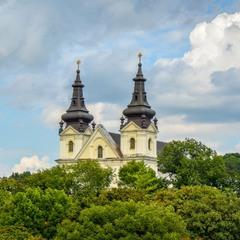 Костёл кармелитов босых (костёл Святого Архистратига Михаила) — памятник архитектуры во Львове
