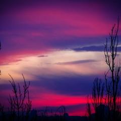 Вибрации заката...