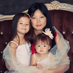 Мы все похожи на маму!