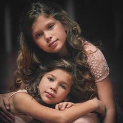 Два маленьких ангелочка
