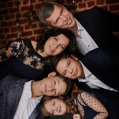 Такая вот семья!