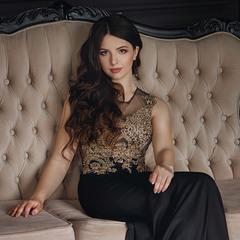 Gorgeous Svetlana