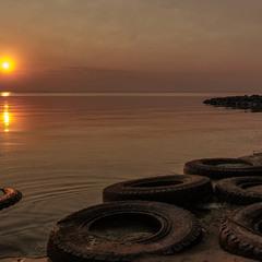 Приметы времени на Киевском водохранилище