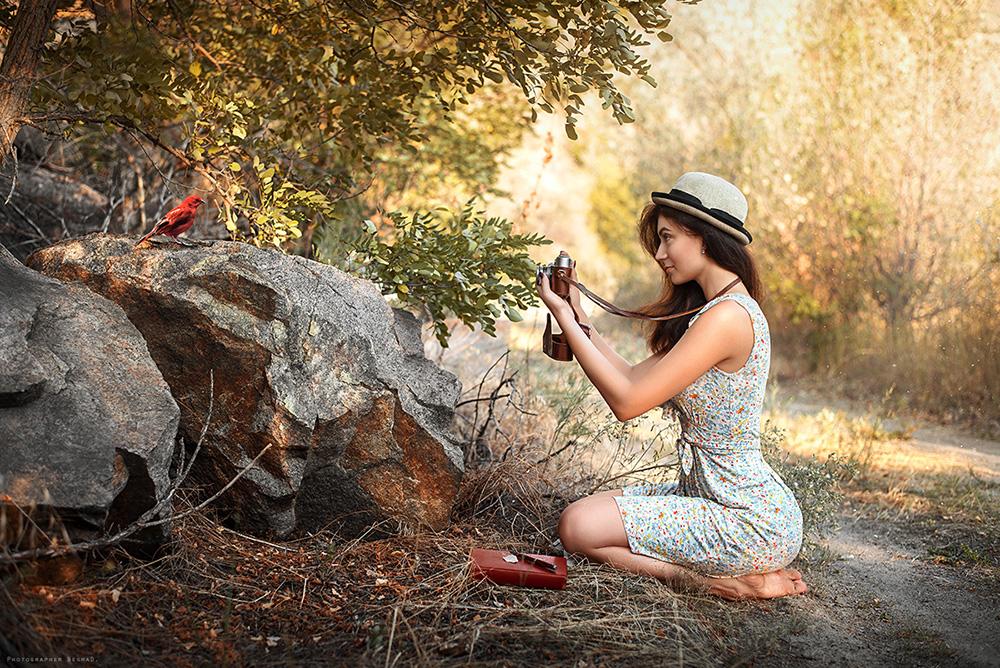 выше как фотографировать человека на фоне пейзажа больше могу скрывать
