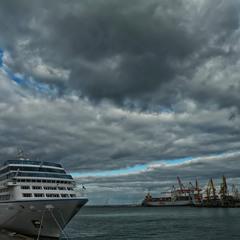 Про порт и акваторию...2.0