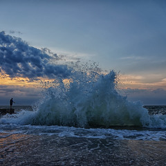 Deep Blue Sea...