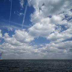 Воздух, небо и полет...