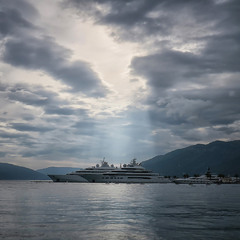 Тихая гавань...