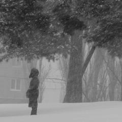 снегопад, снегопад, не мети мне на косы