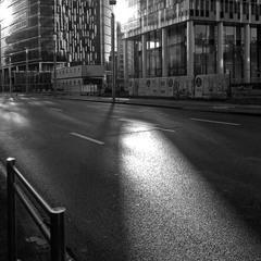 город контрастов