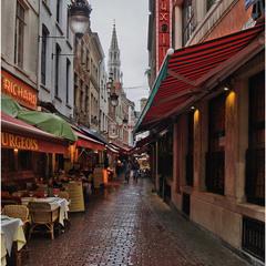 харчевни Брюсселя