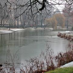 бельгийская зима