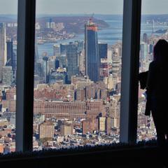Нью-Йорк у ног