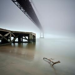 Утро в тумане.