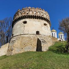 Острозька фортеця