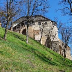 Острозська фортеця