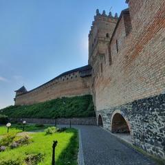Замок Любарта. м. Луцьк