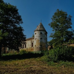 Поморянський замок.