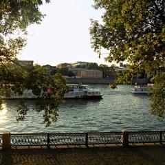 о Москве-реке