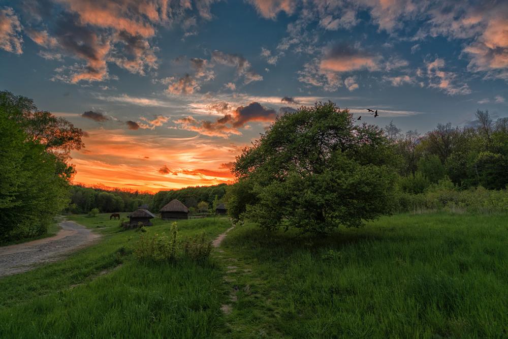 такое удовольствие предложение для фото пейзажа есть кого опыт