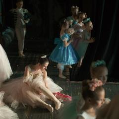 За кулисами Одесского театра Оперы и балета.