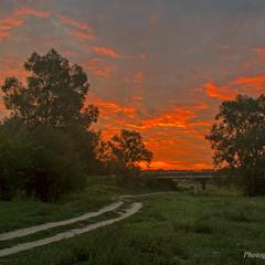 Барви хмарного ранку