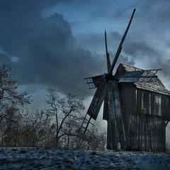 Старый слуга ветра