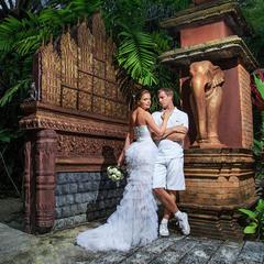 Wedding in Thailand