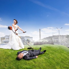 Свадьба газонокосильщика