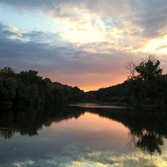 Краски заката (24.09.17)