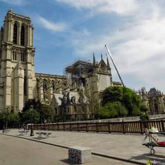 Нотр-Дам-де-Пари  Cathédrale Notre-Dame de Paris