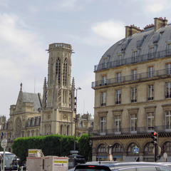 Церковь Сен-Жермен-л'Осеруа (фр. L'eglise Saint-Germain-l'Auxerrois )