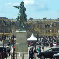 Версаль и его король.