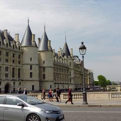 Дворец Сите  Palais de la Cite