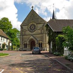 Церковь Сент-Мадлен Три-Шато