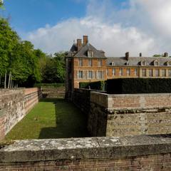 Замок Эдикур (château - Heudicourt)